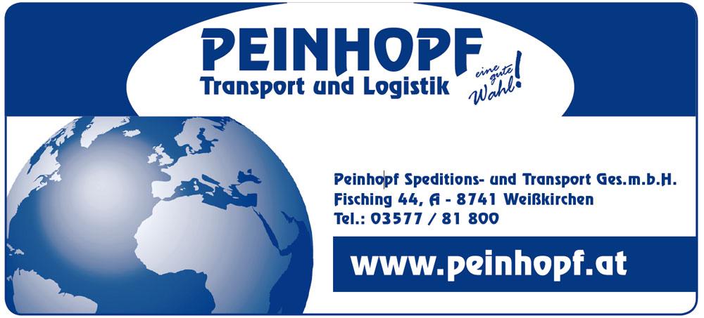 PEINHOPF GesmbH, Spedition-Transporte