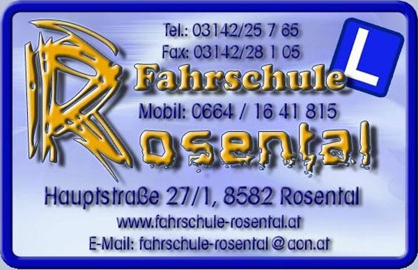 Fahrsschule Rosental