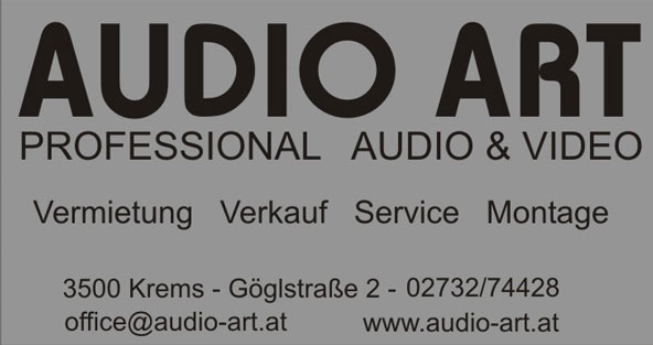 Audio Art, 3500 Krems
