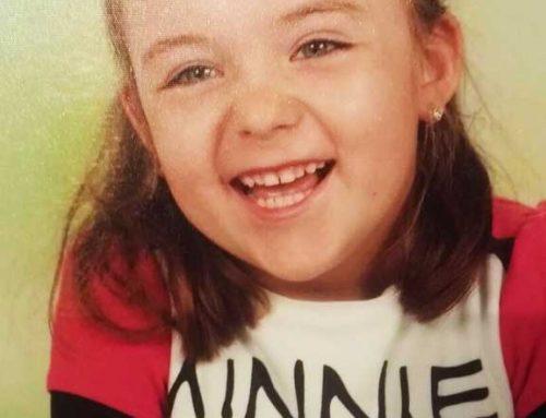 Lisa-Sophie aus Niklasdorf Stmk. Familienbegleithund Behindertengerechter Badezimmerumbau
