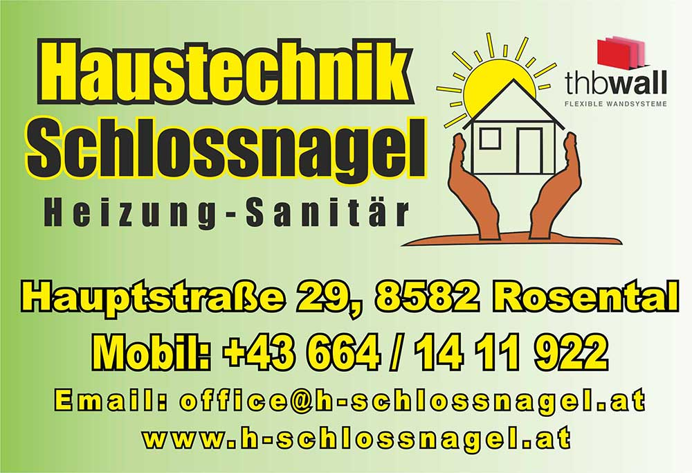 HAUSTECHNIK SCHLOSSNAGEL